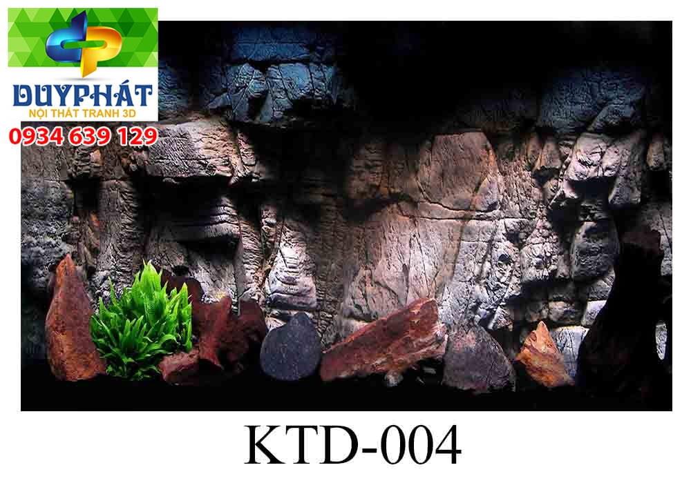 Tranh hồ cá THC315 đẹp cho nhà bạn