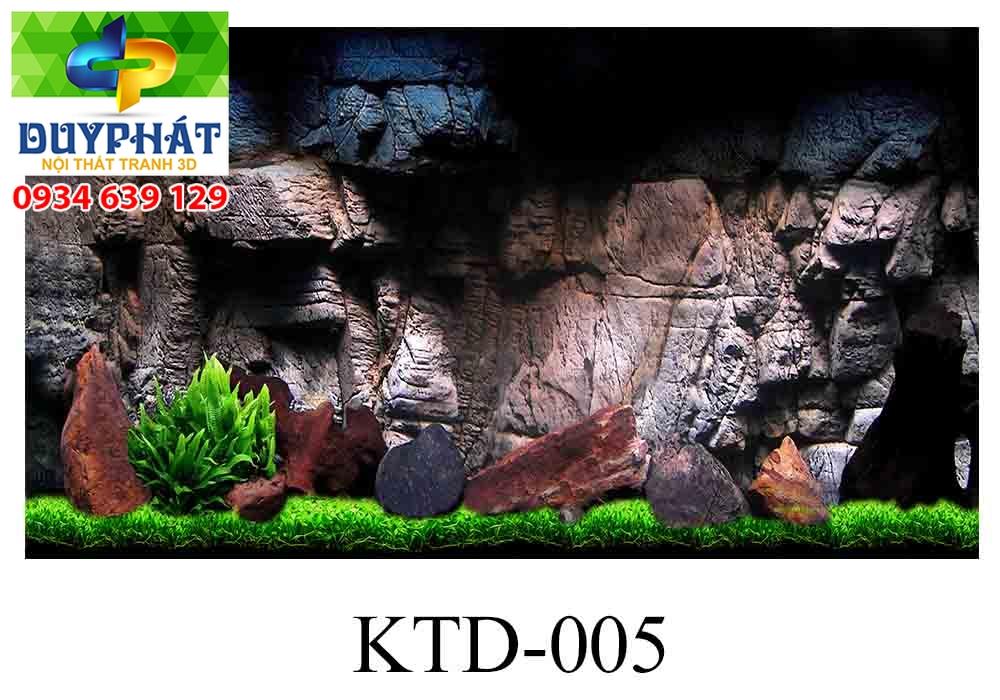 Tranh hồ cá THC316 đẹp cho nhà bạn