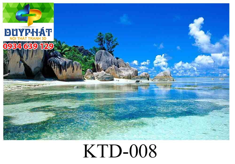 Tranh hồ cá THC318 đẹp cho nhà bạn