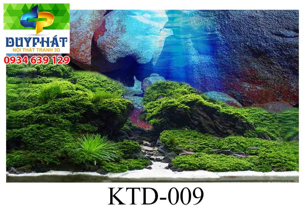 Tranh hồ cá THC319 đẹp cho nhà bạn