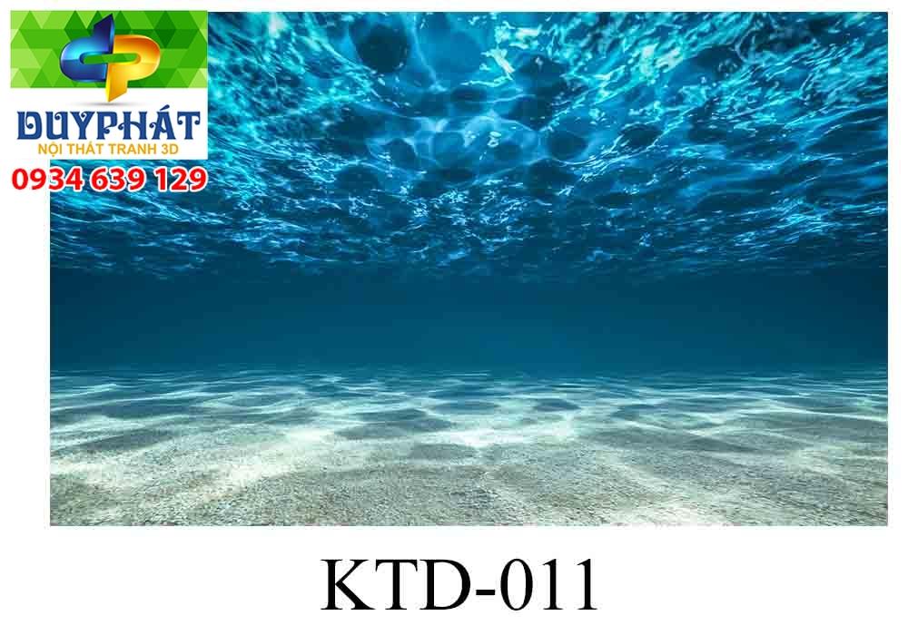 Tranh hồ cá THC321 đẹp cho nhà bạn