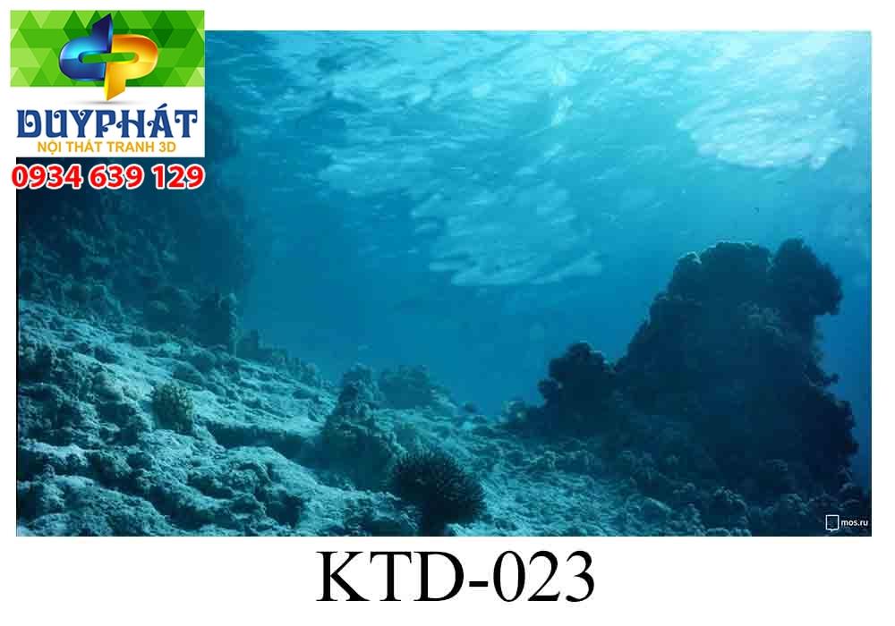Tranh hồ cá THC332 đẹp cho nhà bạn
