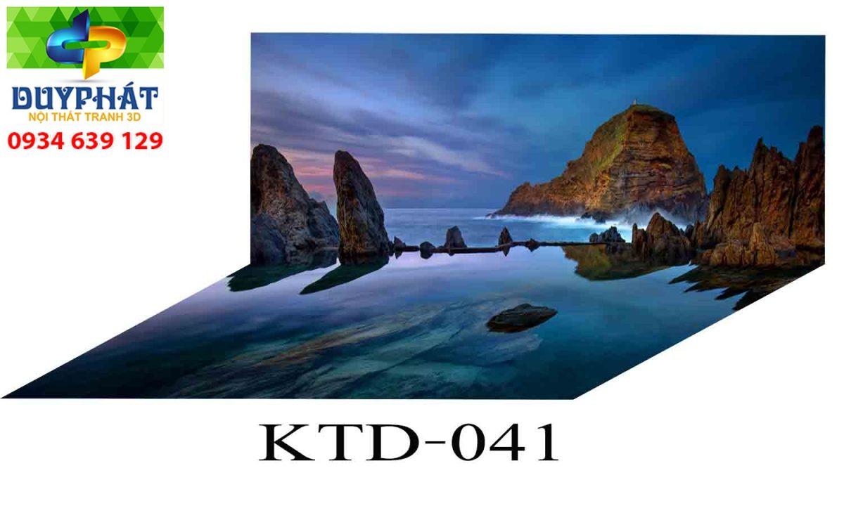 Tranh hồ cá THC346 đẹp cho nhà bạn