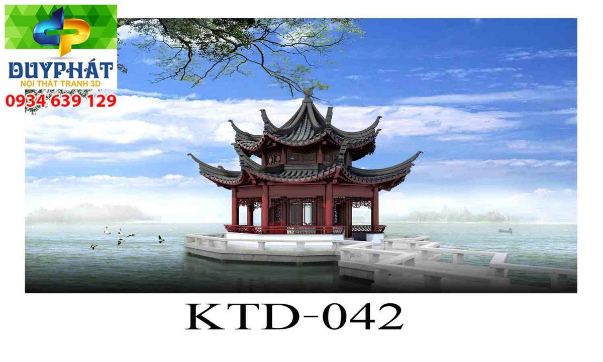 Tranh hồ cá THC347 đẹp cho nhà bạn