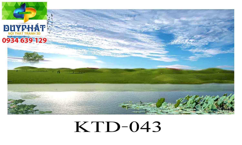 Tranh hồ cá THC348 đẹp cho nhà bạn