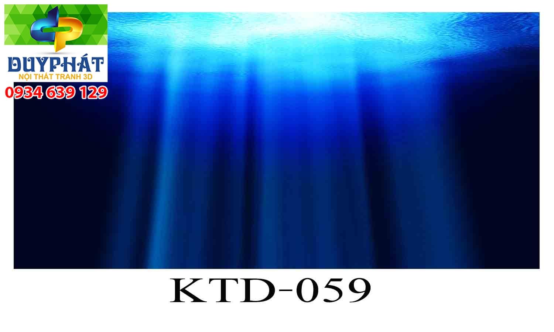 Tranh hồ cá THC359 đẹp cho nhà bạn