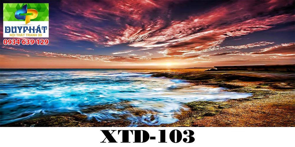 Tranh hồ cá THC378 đẹp cho nhà bạn