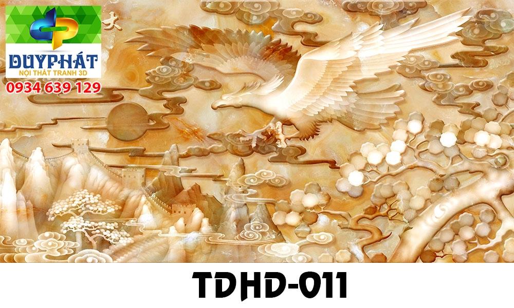 Tranh hồ cá THC392 đẹp cho nhà bạn
