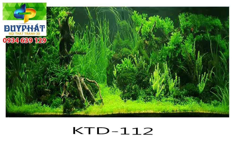 Tranh hồ cá THC400 đẹp cho nhà bạn