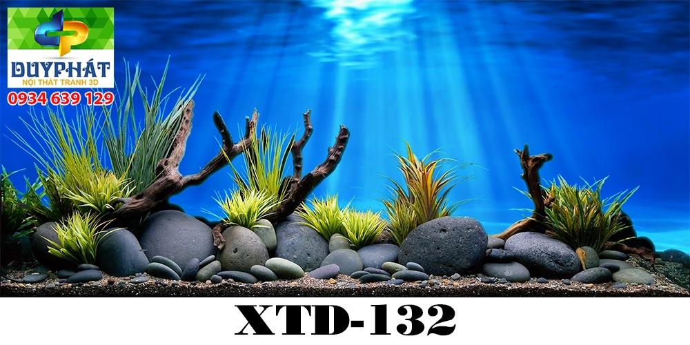 Tranh hồ cá THC445 đẹp cho nhà bạn