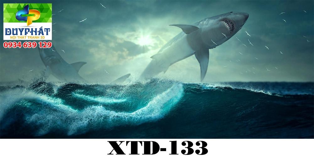 Tranh hồ cá THC447 đẹp cho nhà bạn