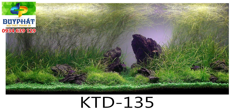 Tranh hồ cá THC452 đẹp cho nhà bạn