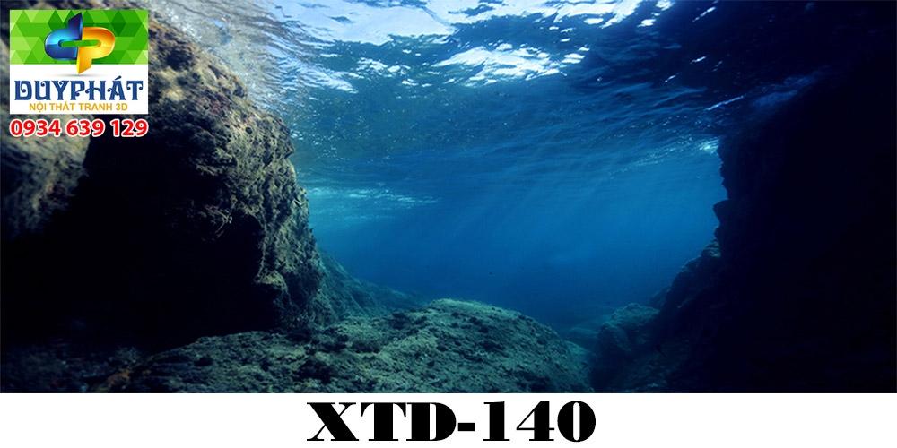 Tranh hồ cá THC464 đẹp cho nhà bạn