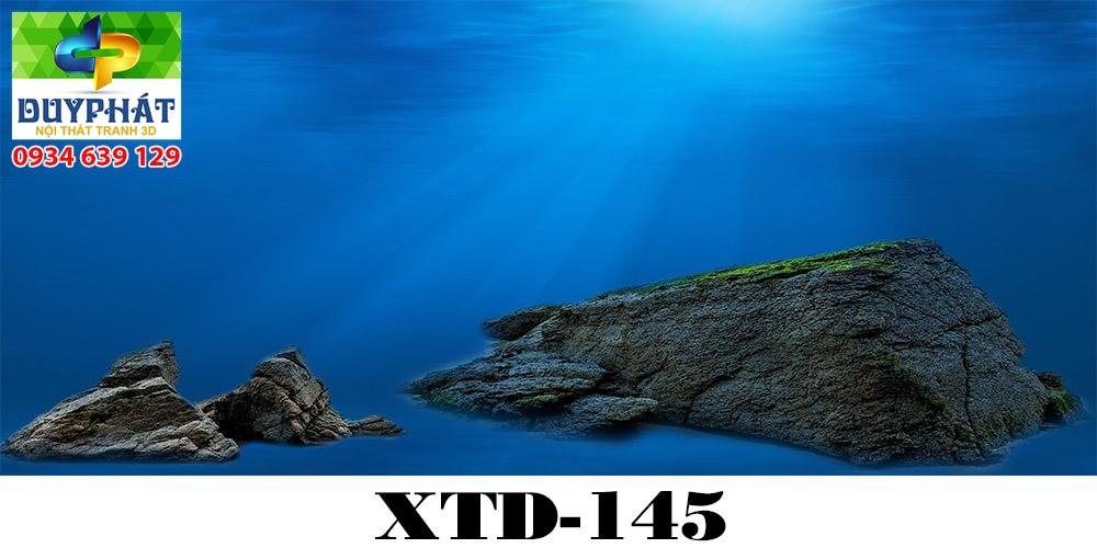 Tranh hồ cá THC474 đẹp cho nhà bạn