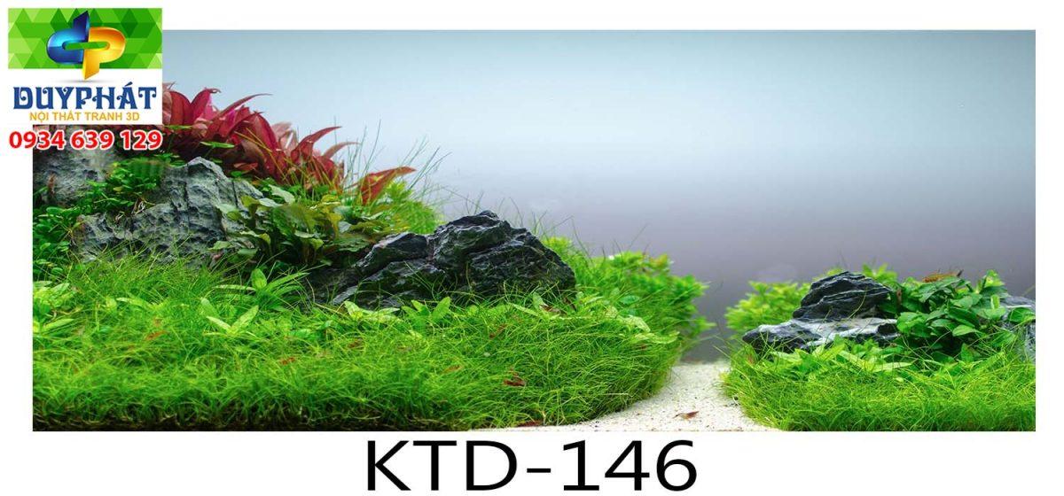Tranh hồ cá THC477 đẹp cho nhà bạn