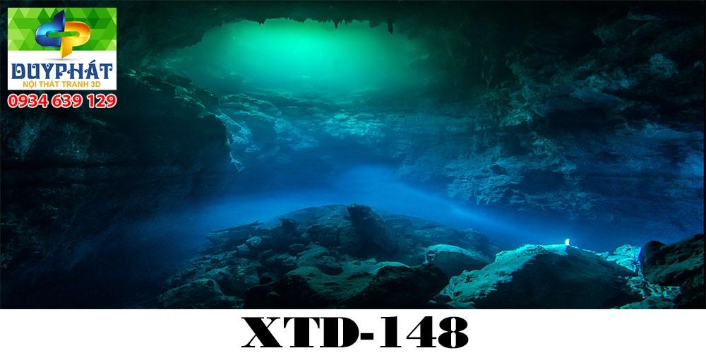 Tranh hồ cá THC480 đẹp cho nhà bạn