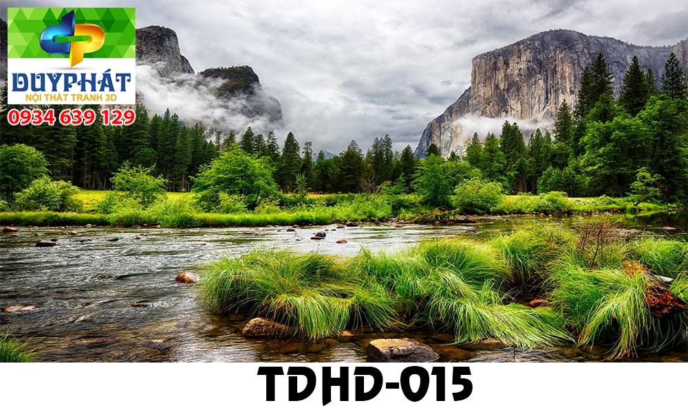 Tranh hồ cá THC484 đẹp cho nhà bạn