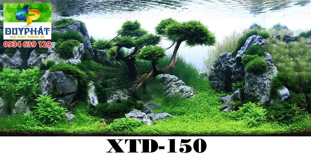 Tranh hồ cá THC487 đẹp cho nhà bạn