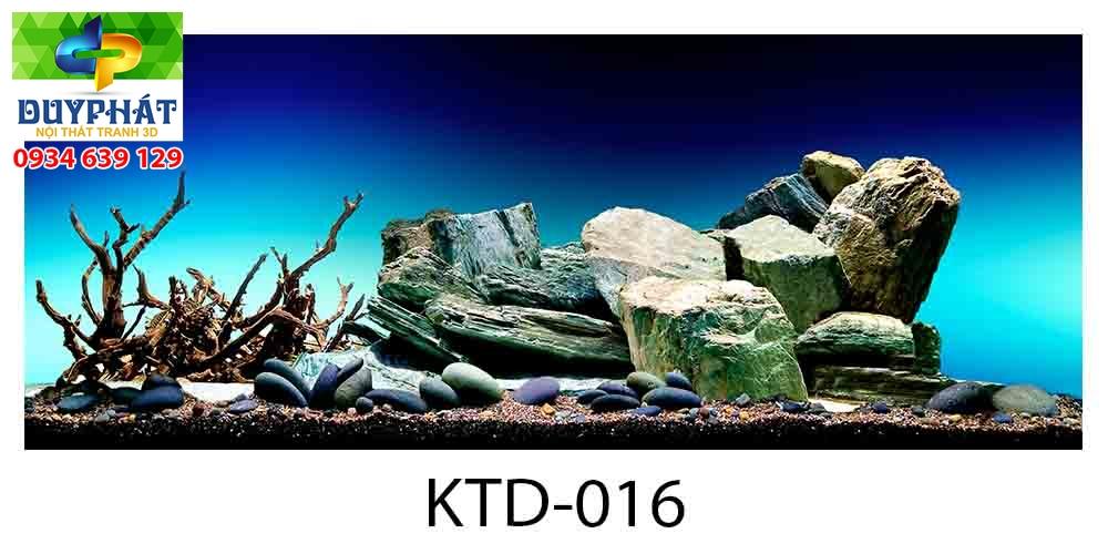 Tranh hồ cá THC506 đẹp cho nhà bạn