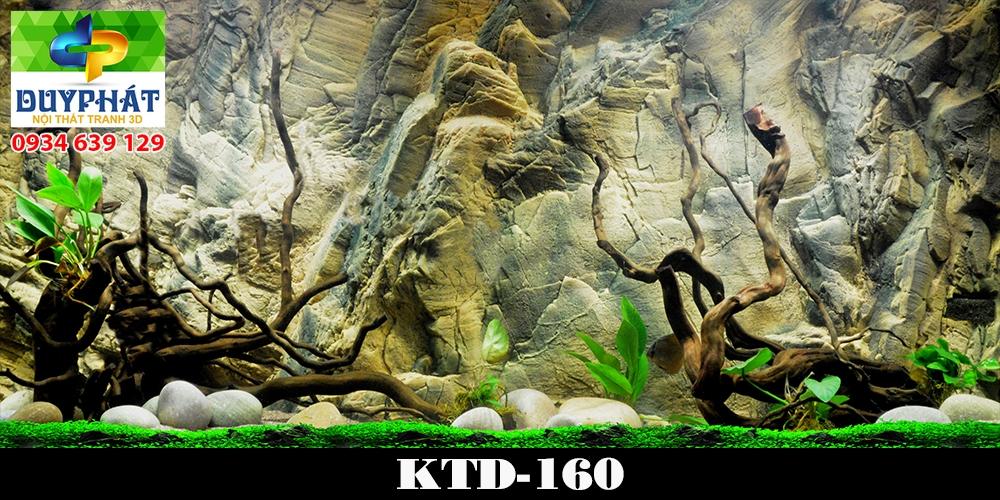Tranh hồ cá THC511 đẹp cho nhà bạn
