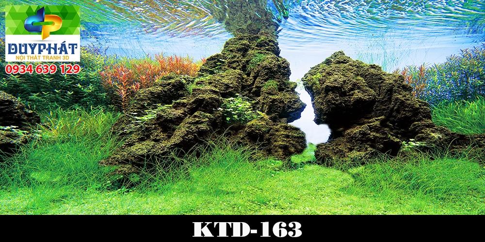 Tranh hồ cá THC517 đẹp cho nhà bạn