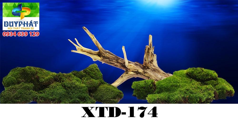 Tranh hồ cá THC534 đẹp cho nhà bạn