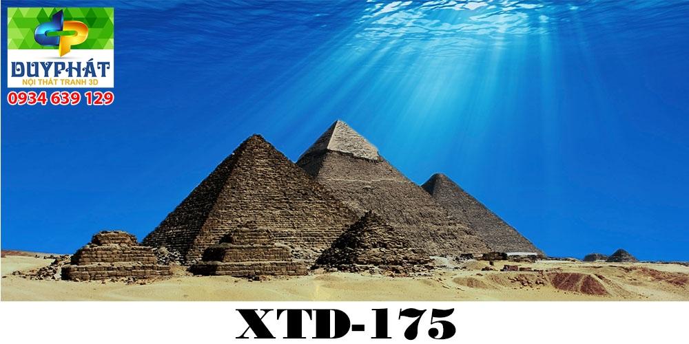 Tranh hồ cá THC535 đẹp cho nhà bạn