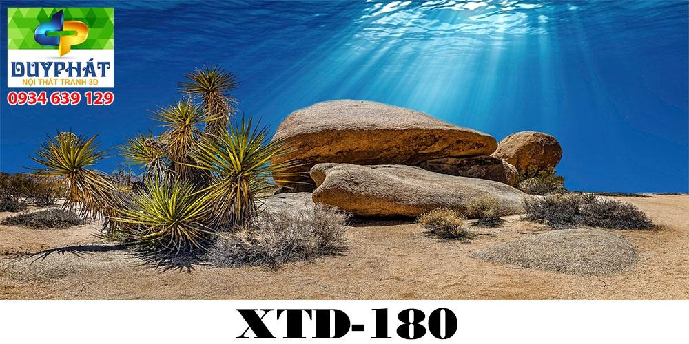 Tranh hồ cá THC543 đẹp cho nhà bạn