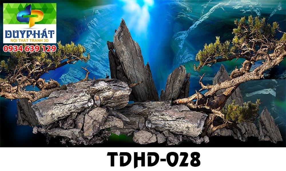 Tranh hồ cá THC576 đẹp cho nhà bạn