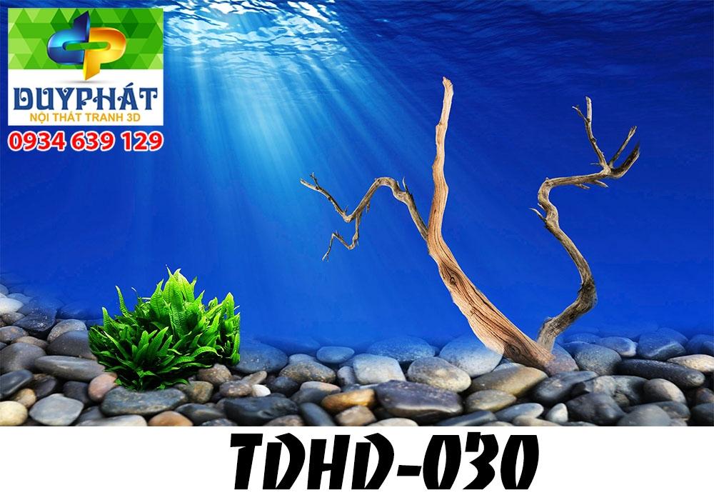 Tranh hồ cá THC586 đẹp cho nhà bạn