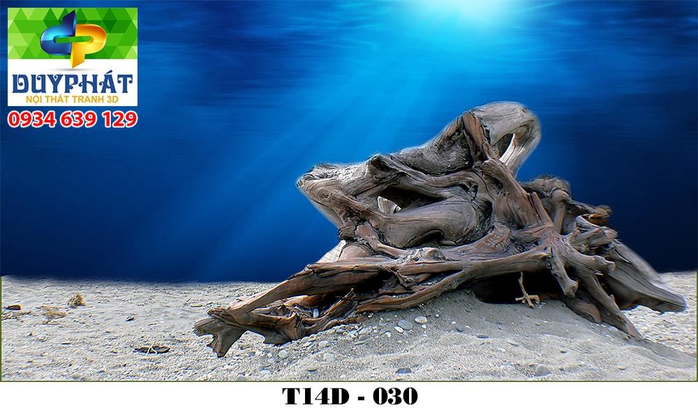 Tranh hồ cá THC588 đẹp cho nhà bạn