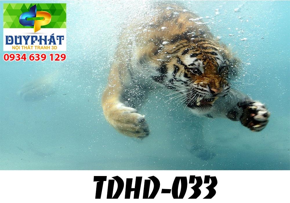 Tranh hồ cá THC596 đẹp cho nhà bạn