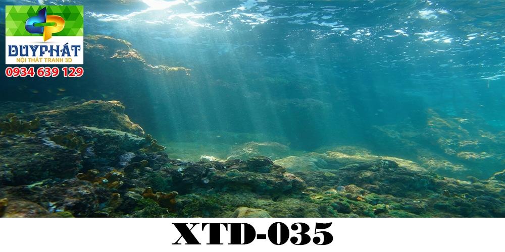 Tranh hồ cá THC603 đẹp cho nhà bạn
