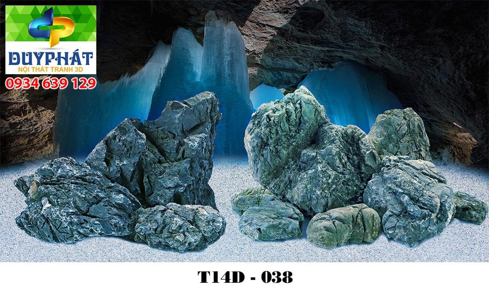Tranh hồ cá THC615 đẹp cho nhà bạn