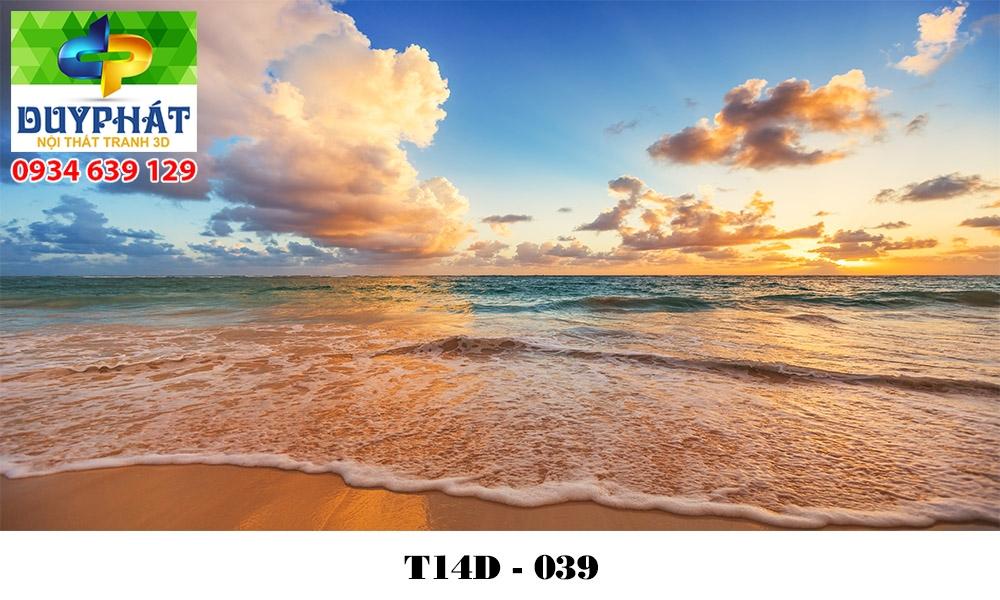 Tranh hồ cá THC618 đẹp cho nhà bạn