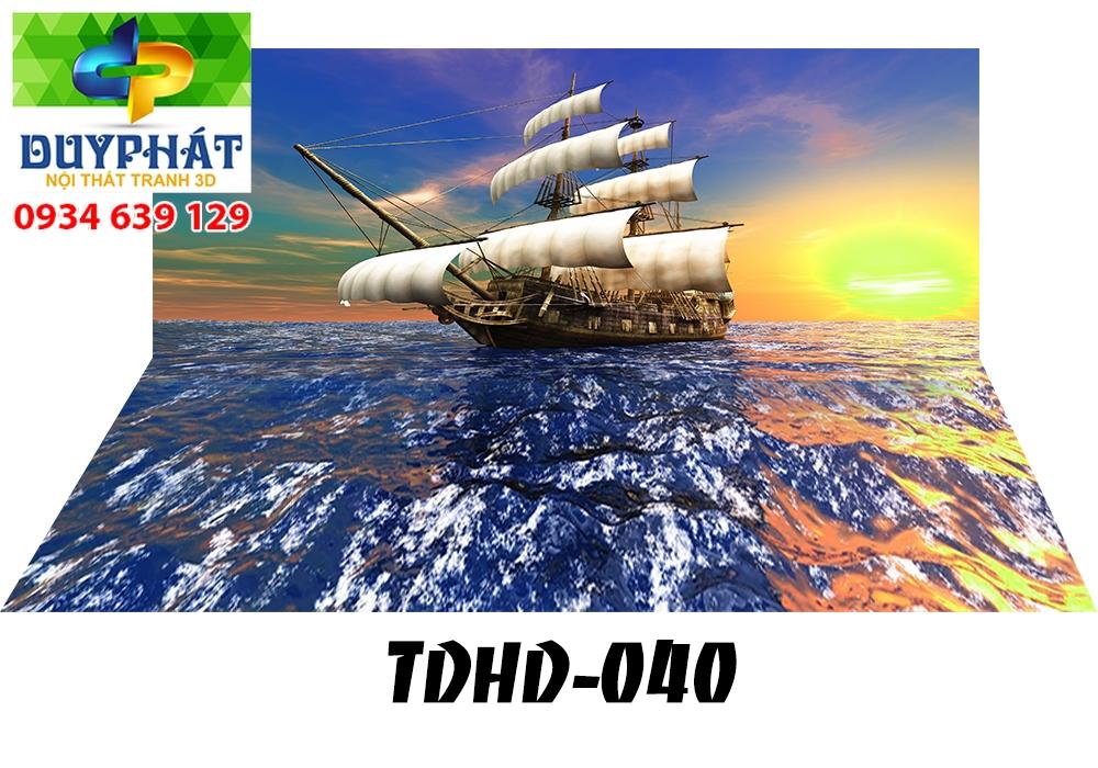 Tranh hồ cá THC623 đẹp cho nhà bạn