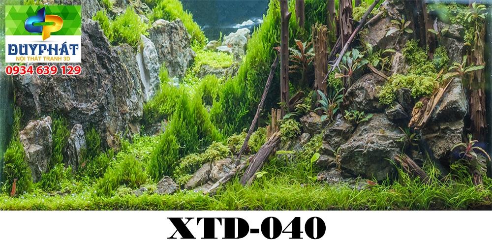 Tranh hồ cá THC624 đẹp cho nhà bạn