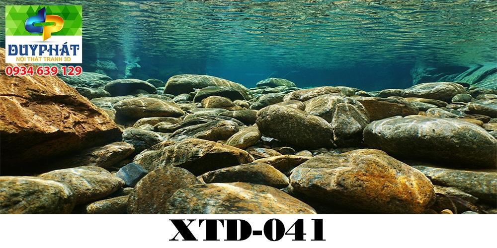 Tranh hồ cá THC627 đẹp cho nhà bạn