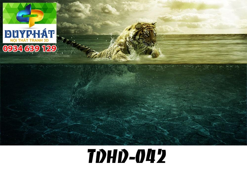 Tranh hồ cá THC629 đẹp cho nhà bạn