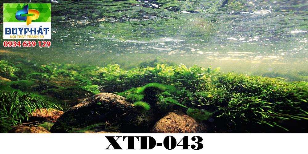 Tranh hồ cá THC633 đẹp cho nhà bạn