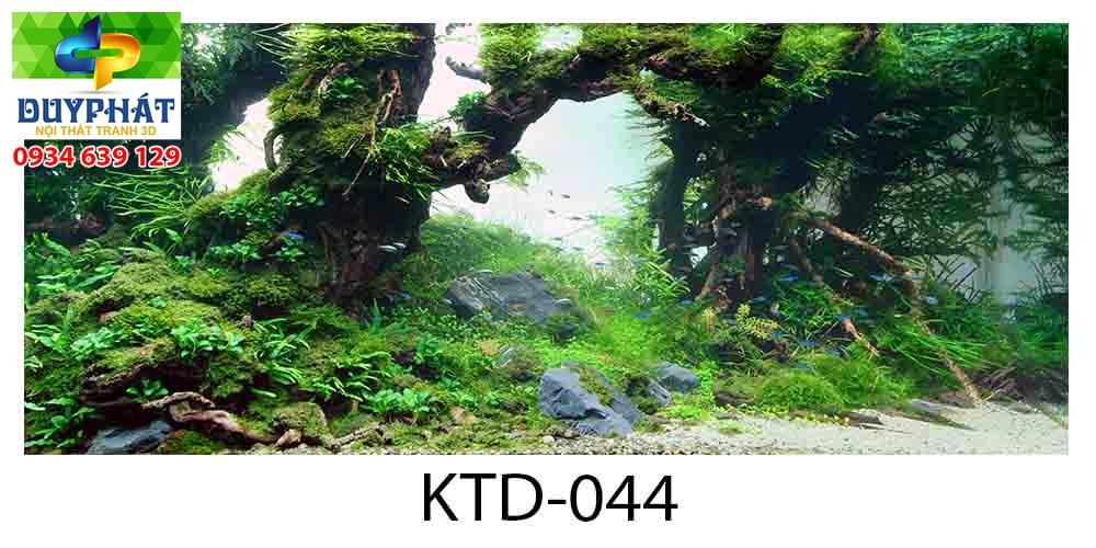 Tranh hồ cá THC635 đẹp cho nhà bạn