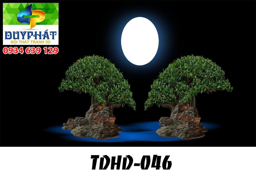 Tranh hồ cá THC641 đẹp cho nhà bạn