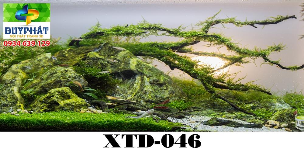 Tranh hồ cá THC642 đẹp cho nhà bạn