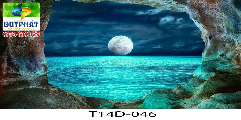 Tranh hồ cá THC643 đẹp cho nhà bạn