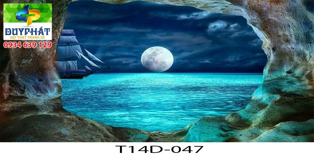 Tranh hồ cá THC647 đẹp cho nhà bạn