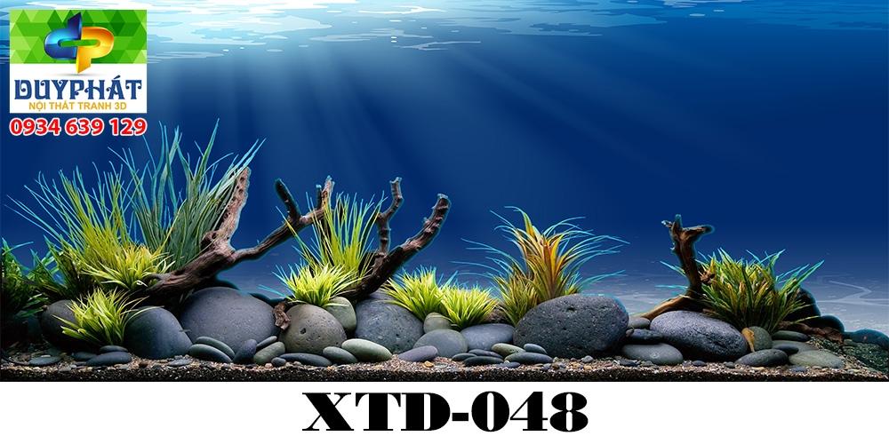 Tranh hồ cá THC649 đẹp cho nhà bạn
