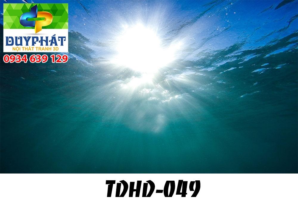 Tranh hồ cá THC651 đẹp cho nhà bạn