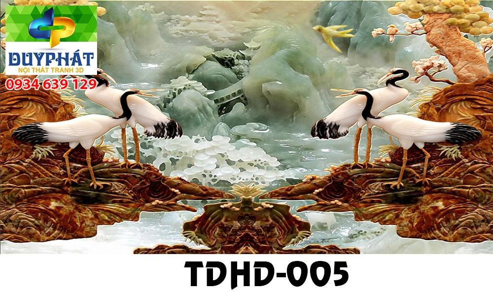 Tranh hồ cá THC654 đẹp cho nhà bạn