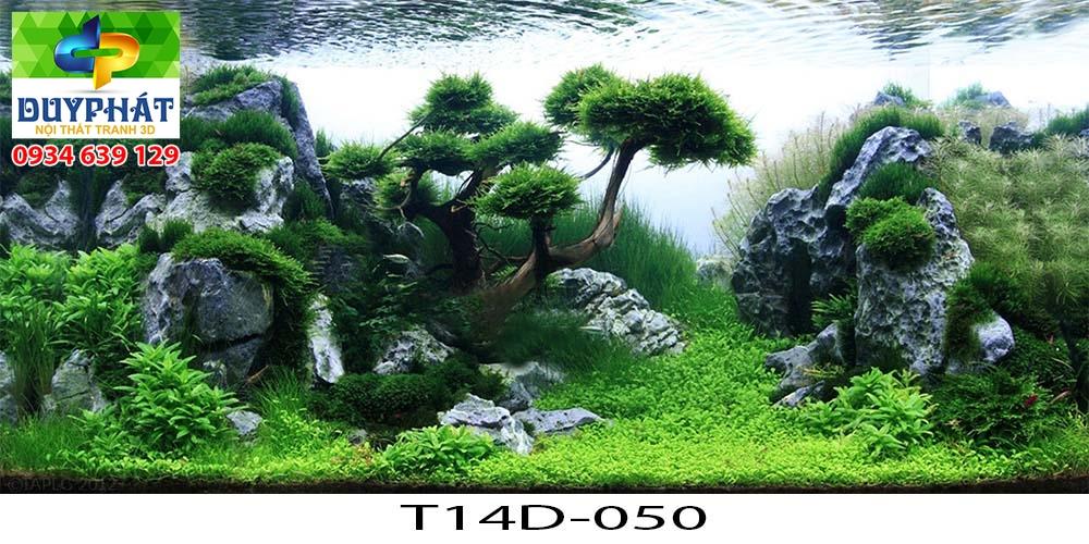 Tranh hồ cá THC661 đẹp cho nhà bạn