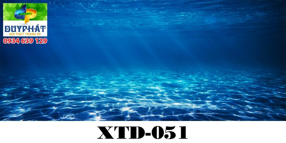 Tranh hồ cá THC663 đẹp cho nhà bạn
